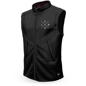 Loose Riders Technical Vest Men, black